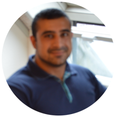 Medarbejder hos commIT, som udvikler apps